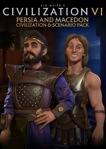 Sid Meiers Civilization VI Persia and Macedon Civi