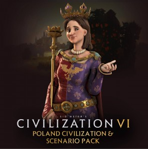 Sid Meiers Civilization VI Poland Civil Scen Pack