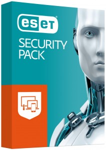ESET Security Pack ESD 1+1U 12M