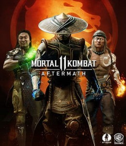 Mortal Kombat 11 Aftermath (PC) Klucz Steam