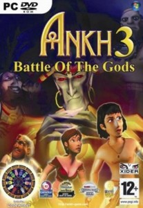 Ankh 3: Battle of the Gods (PC) Klucz Steam