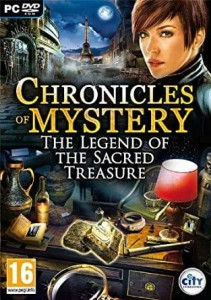 Chronicles of Mystery The Legend of SacredTreasure