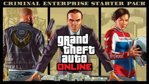 GTA V Criminal Enterprise Starter Pack