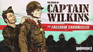 Wolfenstein II The Deeds of Captain Wilkins