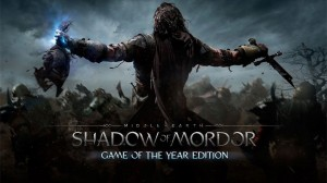 Middle-earth Shadow of Mordor - Game Of The Year