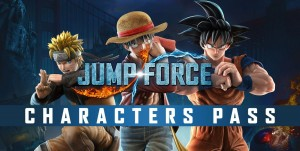 Jump Force Characters Pass