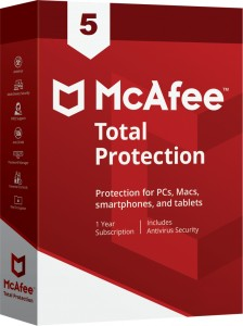 McAfee Total Protection 05-Device