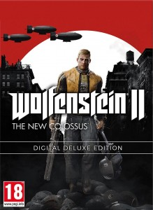 Wolfenstein II The New Colossus Digital Deluxe
