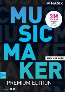 MAGIX Music Maker 2020 Premium Edition