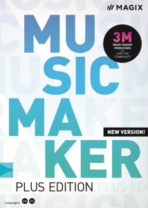 MAGIX Music Maker 2020 Plus Edition